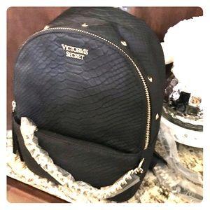 VS Black Mini Backpack brand new